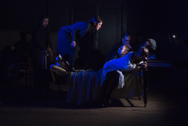 Photo Flash: Take a Look at Production Photos from Bedlam's THE CRUCIBLE